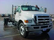 New Ford F750 Heavy Duty Cab and Chassis Truck For Sale