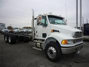 New Sterling Acterra Heavy Duty Cab and Chassis Truck For Sale
