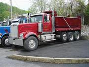 Used Western Star 4900 Trailer Dump Truck For Sale